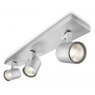 Philips myLiving Runner 530934816 plafondlamp alu