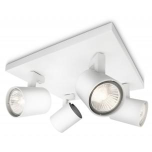 Philips myLiving Runner 530943112 plafondlamp wit