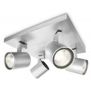 Philips myLiving Runner 530944816 plafondlamp alu