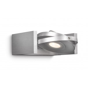 Philips Ledino Particon 531504816 led wandlamp alu