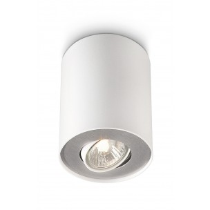 Philips myLiving Pillar 563303116 plafondlamp wit