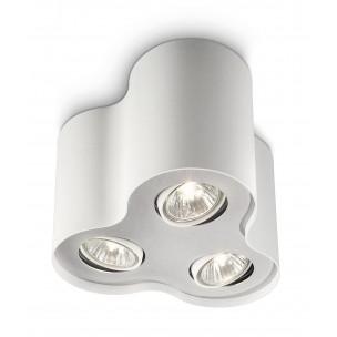 Philips myLiving Pillar 563333116 plafondlamp wit