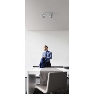 Philips Ledino Teqno 56422/48/16 led plafondlamp alu