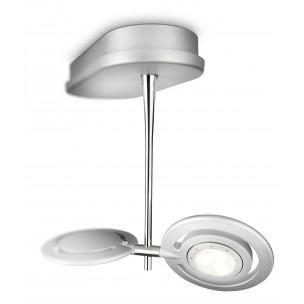 Philips Ledino Vaganza 57915/48/16 led plafondlamp alu
