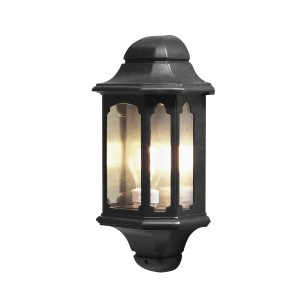 Konstsmide 7096-750 wandlamp zwart buitenverlichting