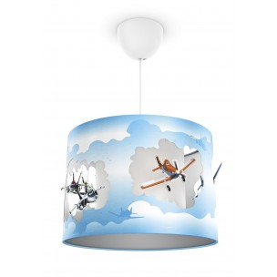 Philips Disney 717545316 Planes myKidsRoom Kinderlamp