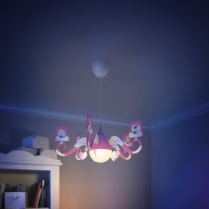 Philips Disney 717572816 Princess myKidsRoom Kinderlamp