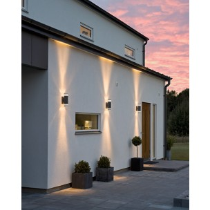 Konstsmide 7516-750 Modena matzwart buitenverlichting