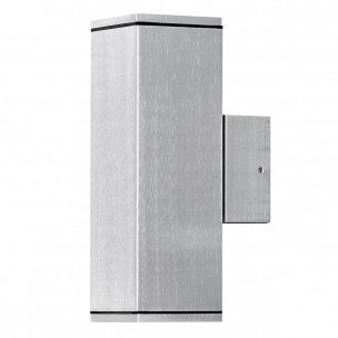 Konstsmide 7907-310 Monza geborsteld aluminium buitenverlichting