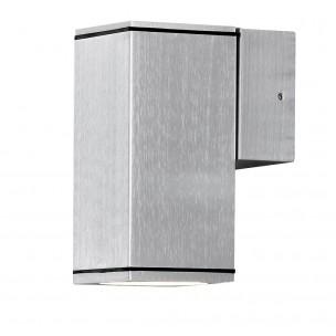 Konstsmide 7908-310 Monza geborsteld aluminium buitenverlichting