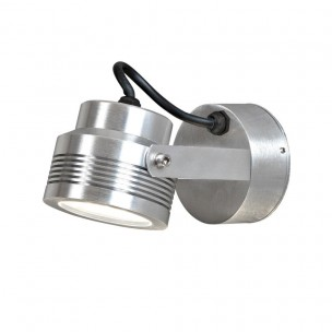 Konstsmide 7917-310 Monza metallic grijs buitenverlichting