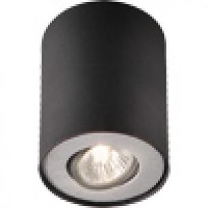 Philips myLiving Pillar 563303016 plafondlamp zwart