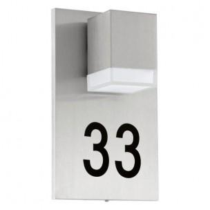 93369 Pardela 1 Eglo LED wandlamp buitenverlichting