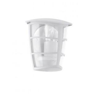 93403 Aloria Eglo wit wandlamp