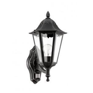 93458 Navedo met sensor Eglo wandlamp buitenverlichting