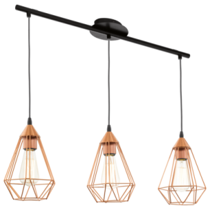 94195 Tarbes Vintage Eglo hanglamp