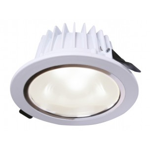DecaLED 94506305 Econ-8XS White 8W Downlight
