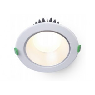 DecaLED 94507028 Wave-20M White 20W Downlight