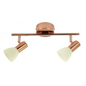 94737 Eglo Glossy 2 plafondlamp koper