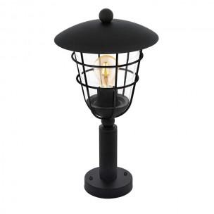 94835 Eglo Pulfero Zwart vloerlamp