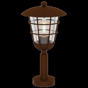 94856 Eglo Pulfero 1 Bruin vloerlamp