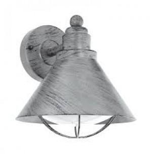94859 Eglo Barrosela zilver wandlamplamp