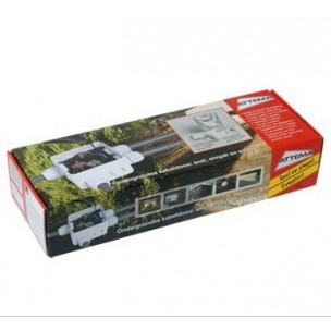 Gietmofpakket Attema grondspots / tuinverlichting