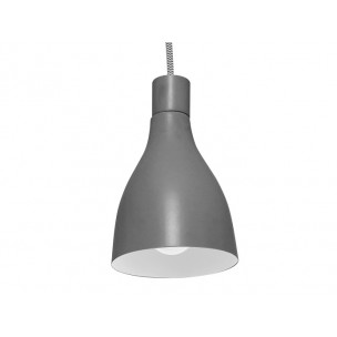 Leitmotiv LM985 Nofoot grijs hanglamp