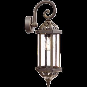 Massive Algiers 161884210 goud wandlamp buiten