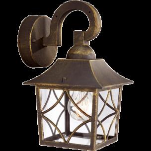Massive Cambridge 152514210 goud wandlamp buiten