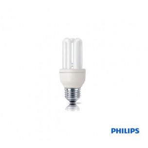 Spaarlamp E27 11W Philips Genie warmwit