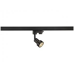 SLV 153560 Puri GU10 zwart 3-fase railverlichting