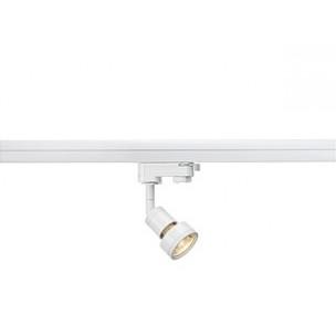 SLV 153561 Puri GU10 wit 3-fase railverlichting