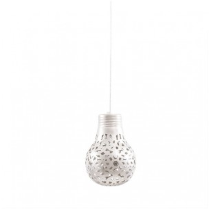 Zenza Arquette Pear Large Silver oosterse lamp