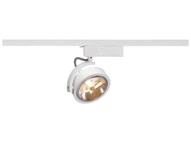 slv 143461 kalu track qrb111 wit 1 fase railverlichting. Black Bedroom Furniture Sets. Home Design Ideas