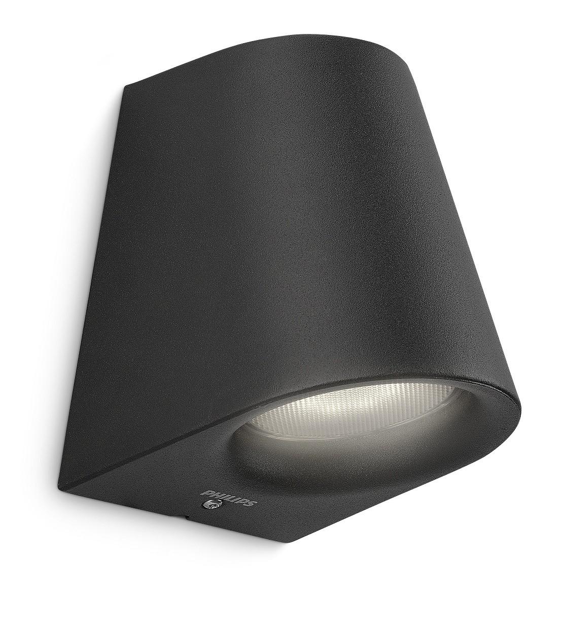 philips virga 172873016 mygarden led wandlamp. Black Bedroom Furniture Sets. Home Design Ideas