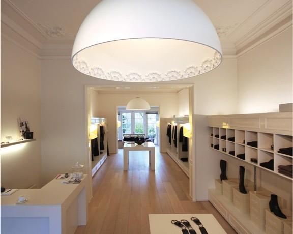 Cement Verf Badkamer ~ Home ? Design hanglamp rond 60cm hoogglans wit