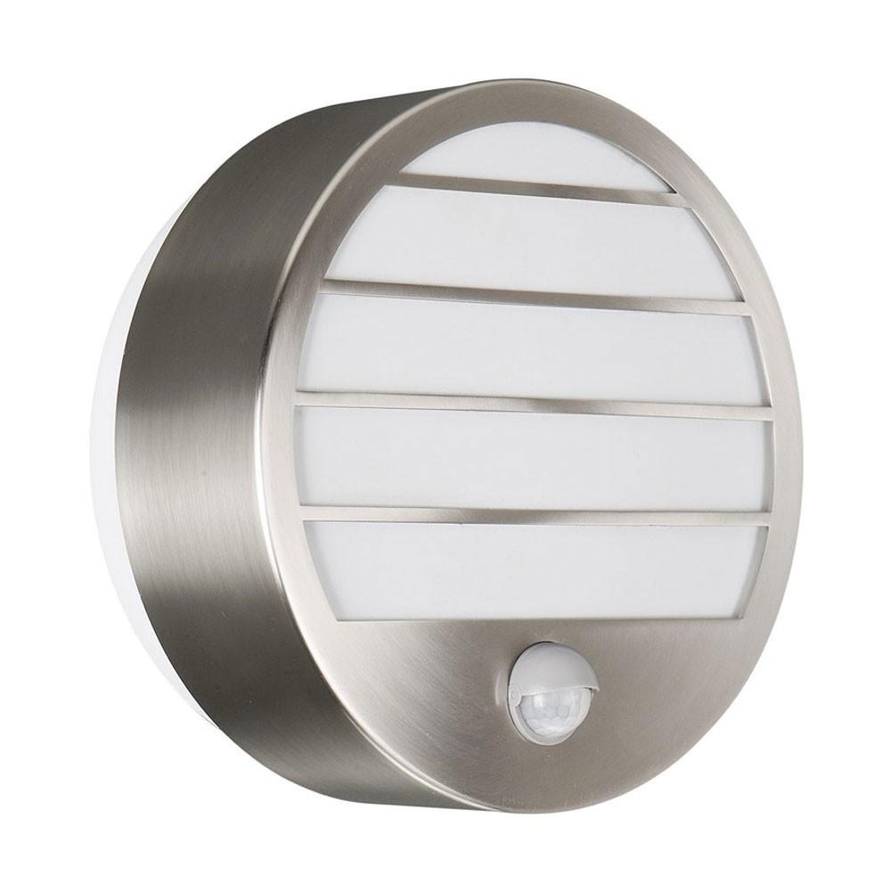 Massive Linz 163154710 Rvs Bewegingssensor Wandlamp Buiten
