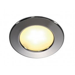 SLV 112222 DL 126 Led chroom inbouwspot