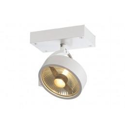 SLV 147301 Kalu 1 QPAR111 wit plafondspot