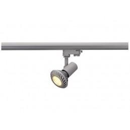 SLV 152204 E27 Spot zilvergrijs railverlichting