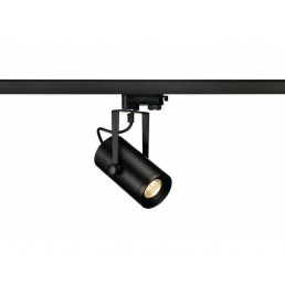 SLV 153800 Eurospot LED Small zwart railverlichting