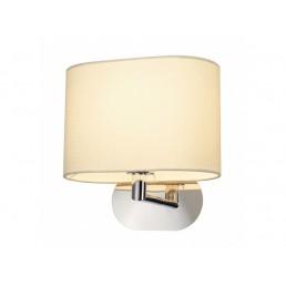 SLV 155861 Soprana oval WL-1 wandlamp wit