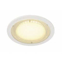 SLV 160281 Eco Led round wit inbouwspot