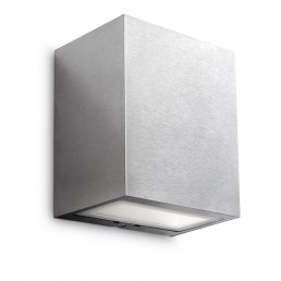 Philips Flagstone 172094716 RVS Ledino Outdoor wandlamp