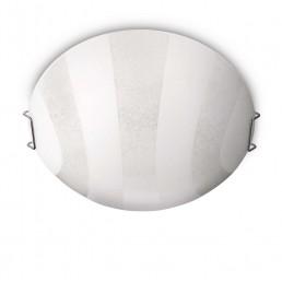 Philips myLiving Sandstorm 302996916 plafond & wandlamp