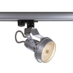 SLV 152417 Aero Par30 zilvergrijs 3-fase railverlichting