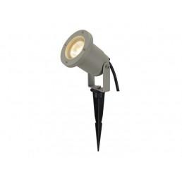 SLV 227419 Nautilus Spike zilvergrijs tuinverlichting