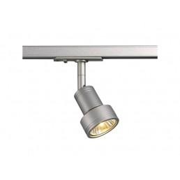SLV 143392 Puri zilvergrijs 1-fase railverlichting