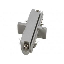 SLV 143092 1-Fase doorverbinder electrisch zilvergrijs